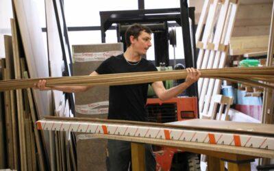 Fabricant de mobilier en bois à Obernai